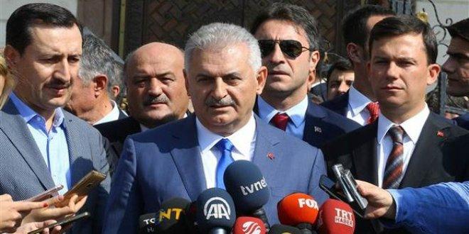 Başbakan Yıldırım'dan 'Şamil Tayyar' açıklaması