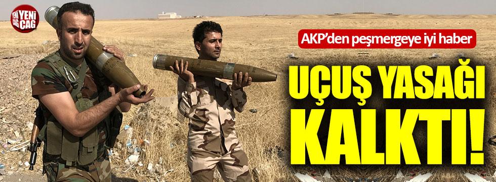 Türkiye, Irak'ın kuzeyine uçuş yasağını kaldırdı