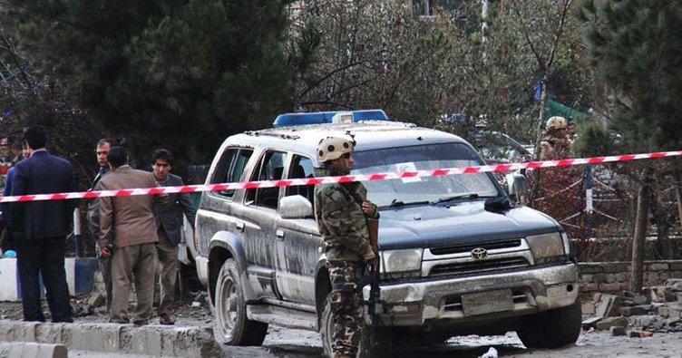 Afganistan'da patlama: 15 ölü, 50 yaralı