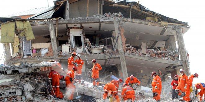 Türkiye'nin yeni deprem haritası!
