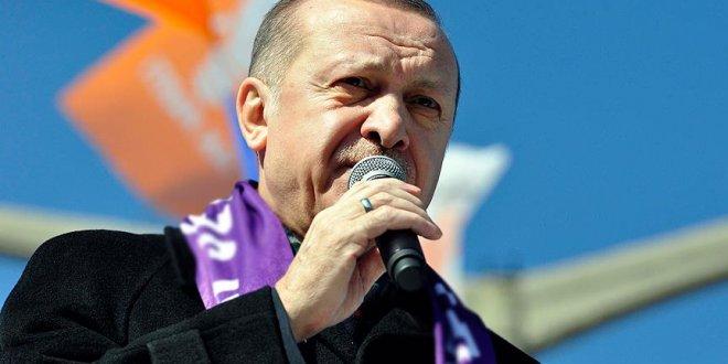"""Erdoğan: """"Artık metal yorgunluğu yok"""""""