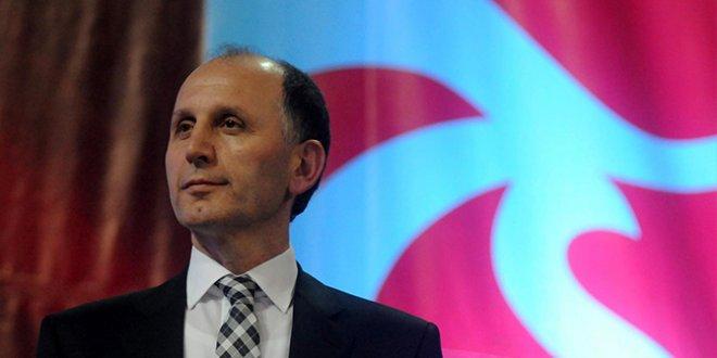 """Trabzonspor Kulüp Başkanı Usta: """"Yönetimime darbe yapıldı"""""""