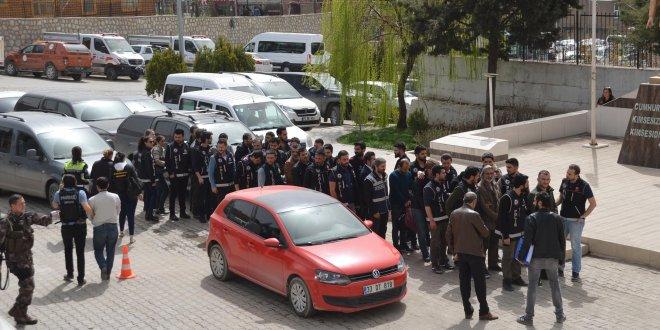 Şırnak'ta 643 milyonluk zimmet vurgununa 10 tutuklama