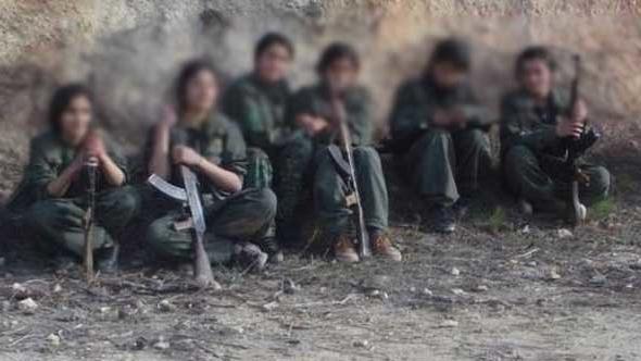 17 yaşındaki PKK'lı teöristten dikkat çeken itiraflar