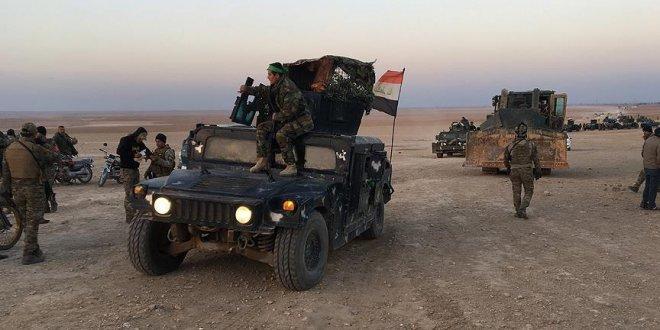 IŞİD 8 polisi öldürdü