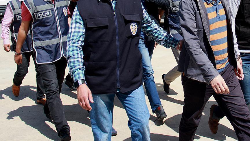 FETÖ'den Mart ayında 623 kişi tutuklandı