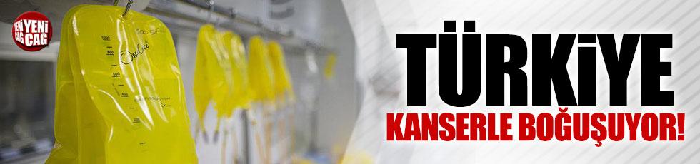 Türkiye'de kanserin yıllık faturası 100 milyar lira