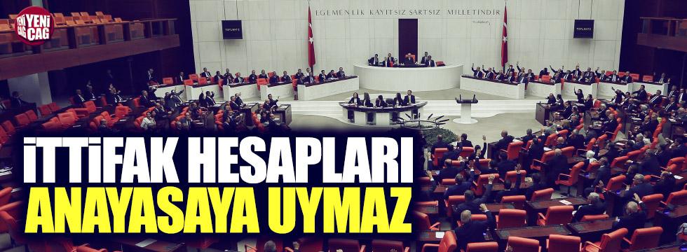 """Türk: """"İttifak yasası iptal edilebilir"""""""