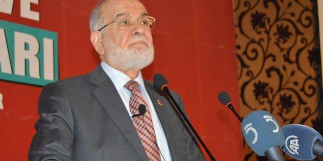 """Karamollaoğlu, """"Operasyonları siyasi malzeme yapılmamalı"""""""