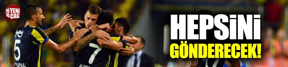 Ali Koç Fenerbahçe'yi baştan dizayn edecek