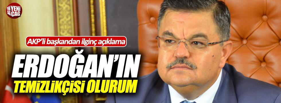 AKP'li başkandan ilginç açıklama