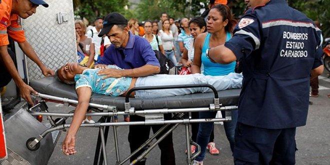 Karakol isyanı kanlı bitti: 68 ölü