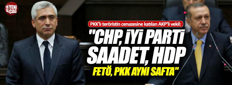 AKP'li Enasrioğlu'ndan ilginç ittifak yorumu
