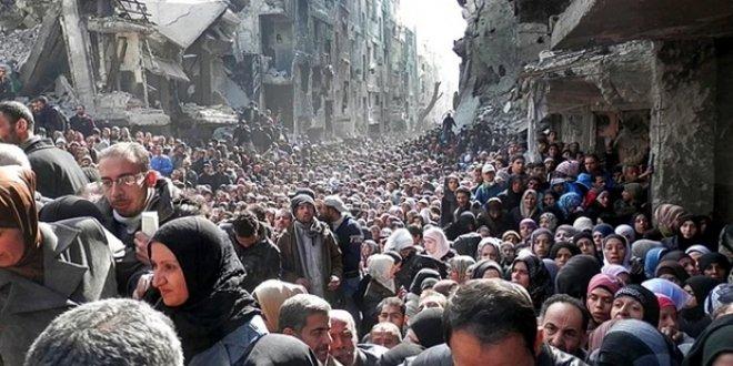 """BM'den Suriye açıklaması: """"2. Dünya Savaşı'nı geçti"""""""