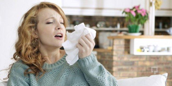 Türkiye'de 4 kişiden biri alerjik
