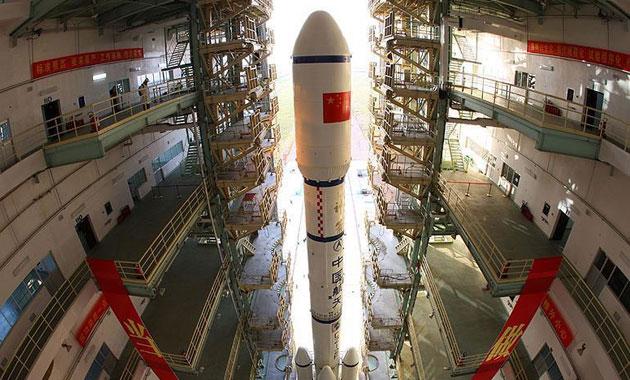 Çin uzaya navigasyon uydusu gönderdi