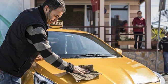 Taksi plakalarına vergi muafiyeti geldi