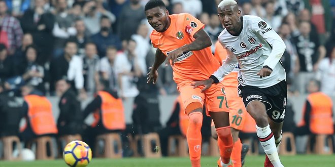 Beşiktaş 1-0 Alanyaspor / Maç Özeti