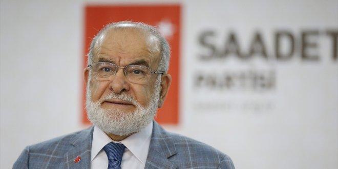 """Karamollaoğlu: """"AKP içindeki yüzde 20'lik kısım partide umut görmüyor"""""""