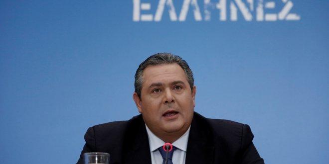 Dışişleri Bakanı Yunanistan'ı karıştırdı