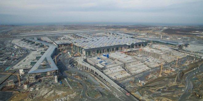 3. Havalimanı'nı yapan şirketin iki yıllık kirası ertelendi
