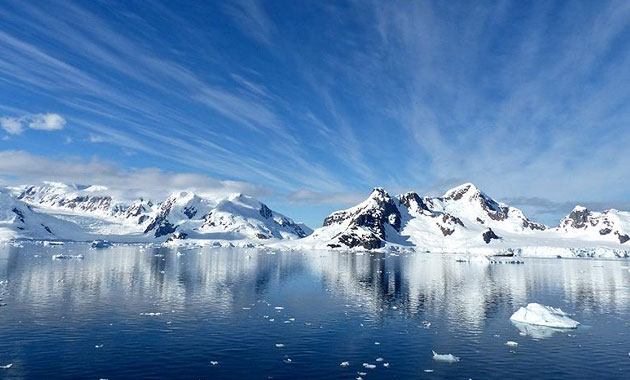Antarktika'da deniz altı buzul erimesi alarmı