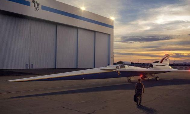 NASA'dan sessiz uçak projesi