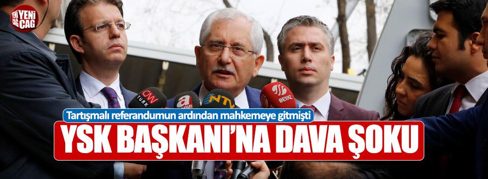 YSK Başkanı'nın Kılıçdaroğlu'na açtığı davada yeni gelişme