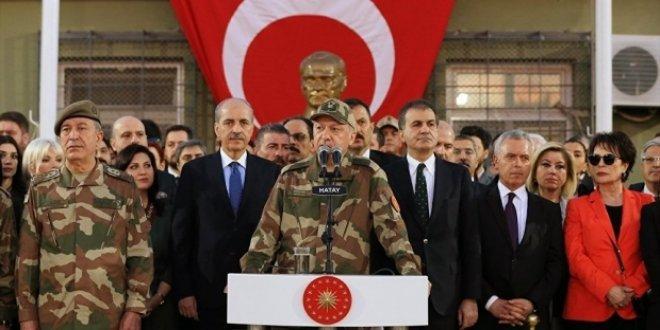 Erdoğan, bedelli askerliği MKYK'da oyladı