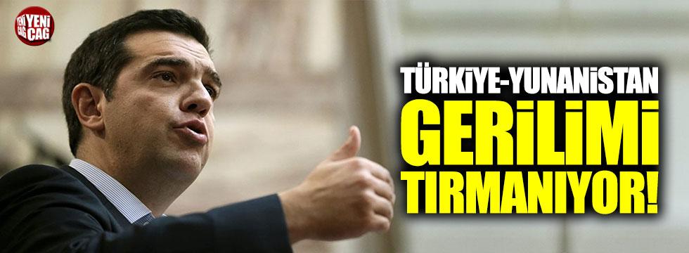 Türkiye-Yunanistan gerilimi tırmanıyor!