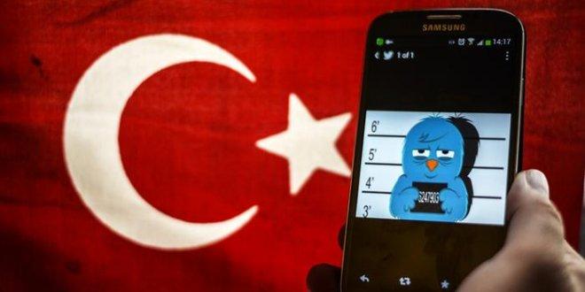 Twitter'ın şikayet şampiyonu açık ara farkla Türkiye