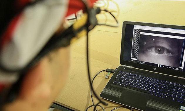 Engellilere gözle bilgisayar kullandıran yazılım geliştirildi