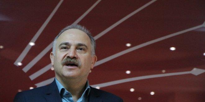 CHP'li Levent Gök, adaylığını açıkladı