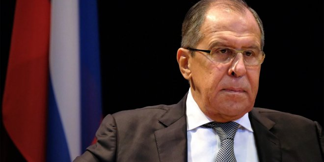 """Lavrov: """"Türkiye, Afrin'in kontrolünü Suriye hükümetine geri vermeli"""""""