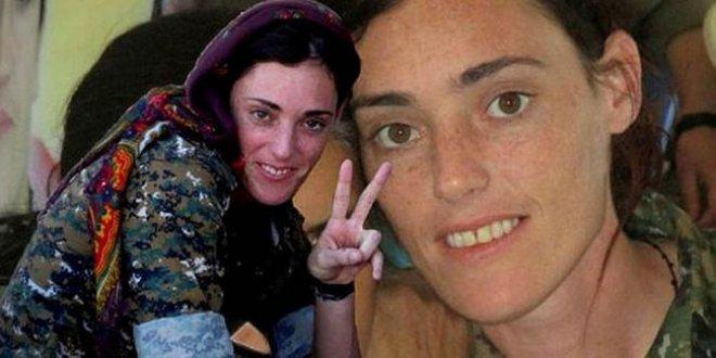 Arjantinli PKK'lı terörist Alina'nın özel görevi