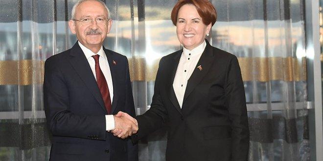 Kılıçdaroğlu, Meral Akşener'i ziyaret edecek