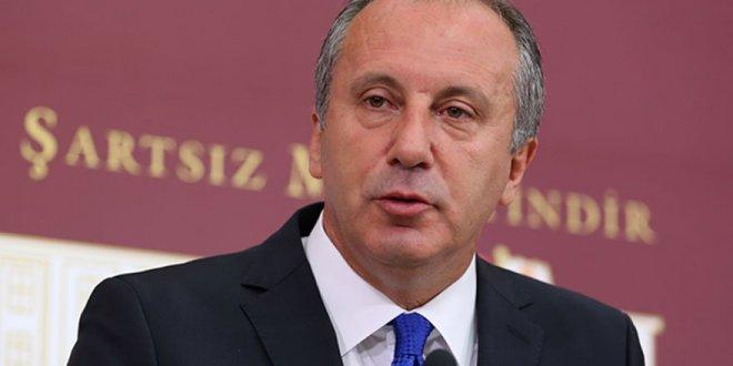 İnce'den İYİ Parti'ye saldırıya tepki