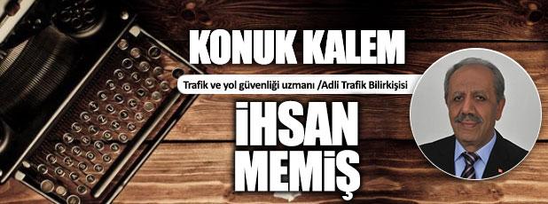 Trafikte çocuk ölümleri / İhsan Memiş
