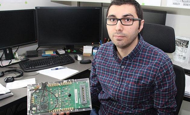 Kanada'daki Türk bilim insanının başarısı