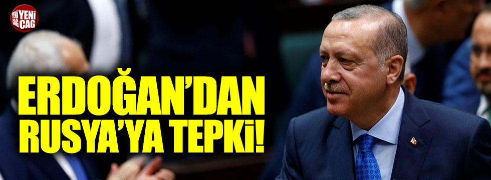 Erdoğan'dan Lavrov'a Afrin yanıtı