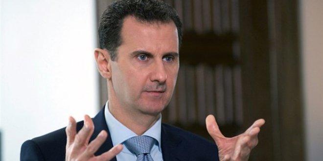 """İsrail: """"Esad'ı öldürürüz"""""""