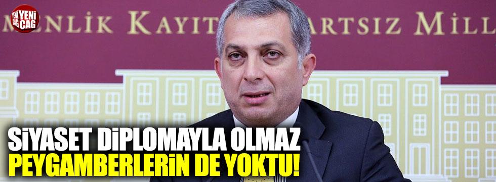 """AKP'li Külünk: """"Siyaset diplomayla olmaz, peygamberlerin de yoktu"""""""