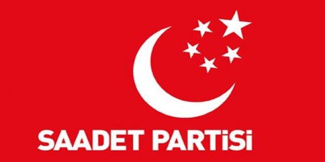 İşte Saadet Partisi'nin aday listesi