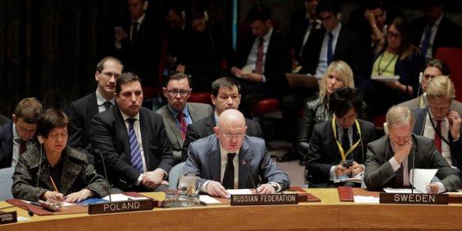 BM Rusya'nın çağrısıyla toplandı