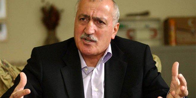 Saadettin Tantan: Milletvekili zırhına bürünmek istiyorlar