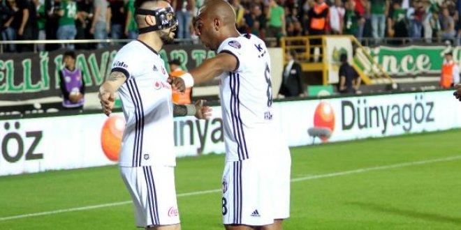 Akhisarspor-Beşiktaş  0-3 (Maç özeti)