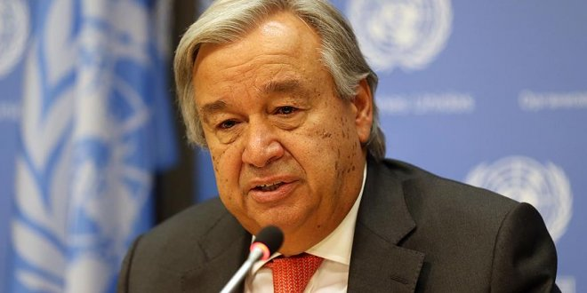 BM'den Suriye'de itidal çağrısı