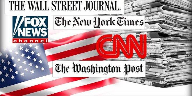 Suriye'ye saldırı Amerikan medyasında geniş yer buldu
