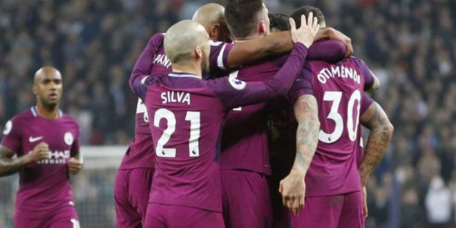 Manchester City şampiyonluğunu ilan etti