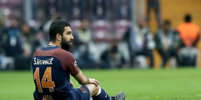 Galatasaray maçı sonrası Arda Turan'dan açıklama